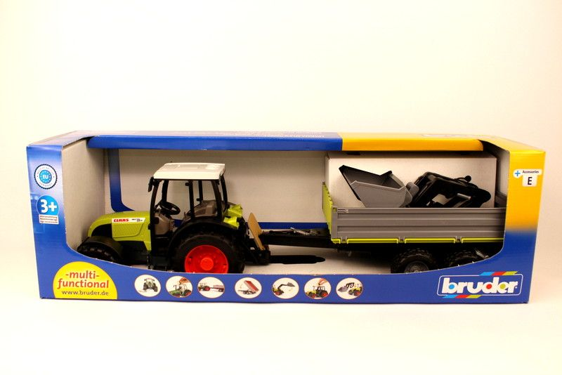 Bruder claas axion spielheld