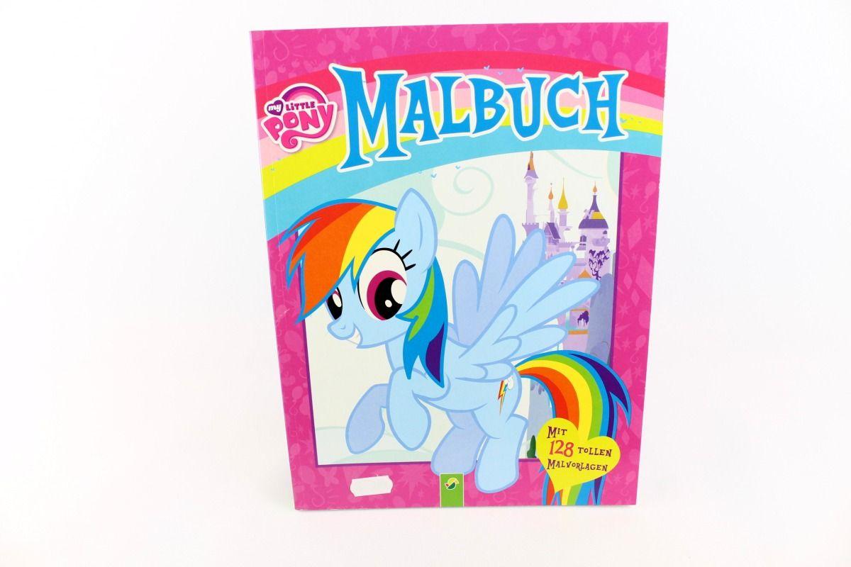 Basteln und Malen » Malbücher • Riesen Malbuch, My Little Pony