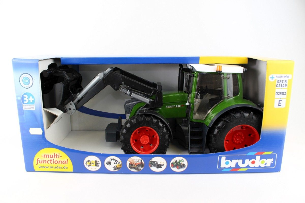 Autos & andere fahrzeuge » traktoren u2022 bruder 3041 fendt 936 vario