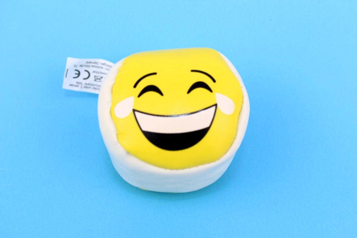 Mogee Knirschball Lachender Smiley