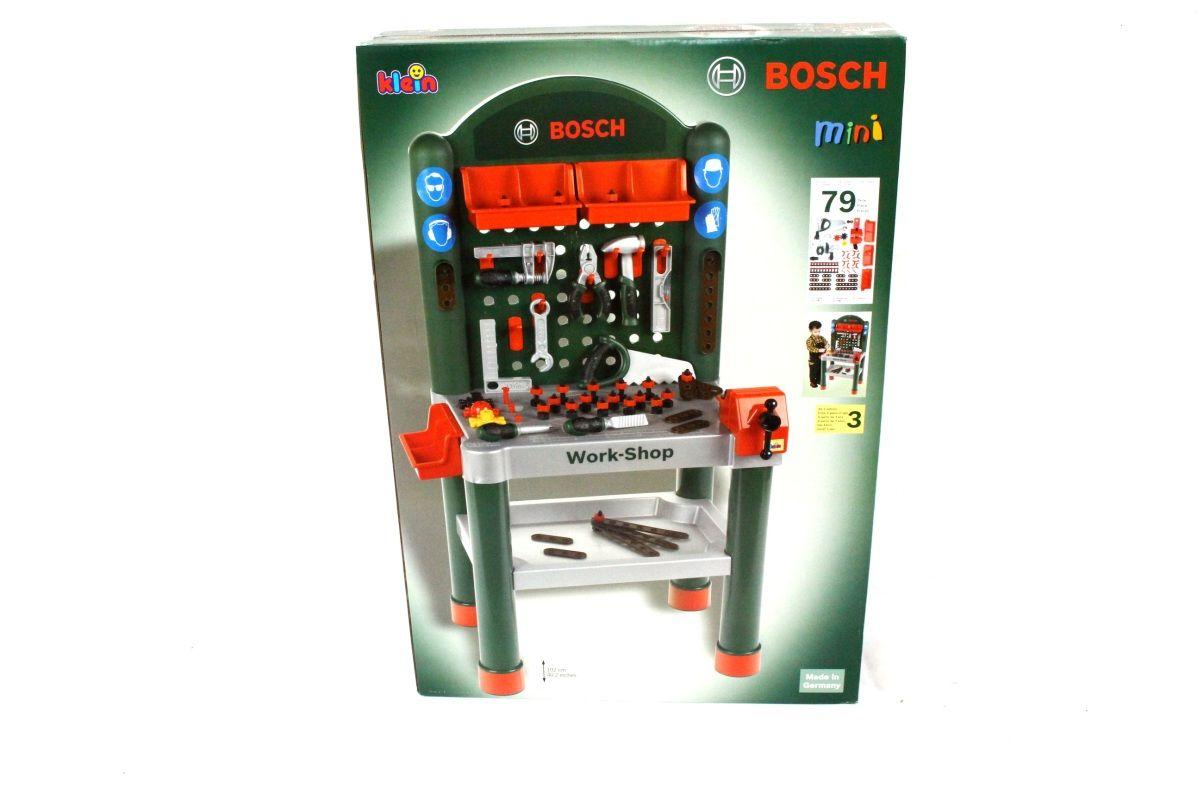 Theo Klein 8320 - Bosch, Workshop klein, Werkstatt