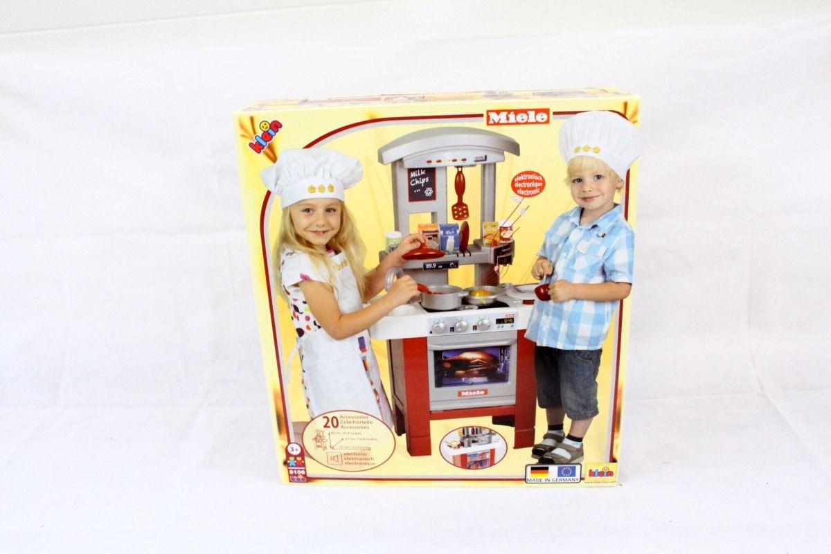 Küche, Kaufladen & Werkzeuge » Küche • Theo Klein 9106 - Miele ...