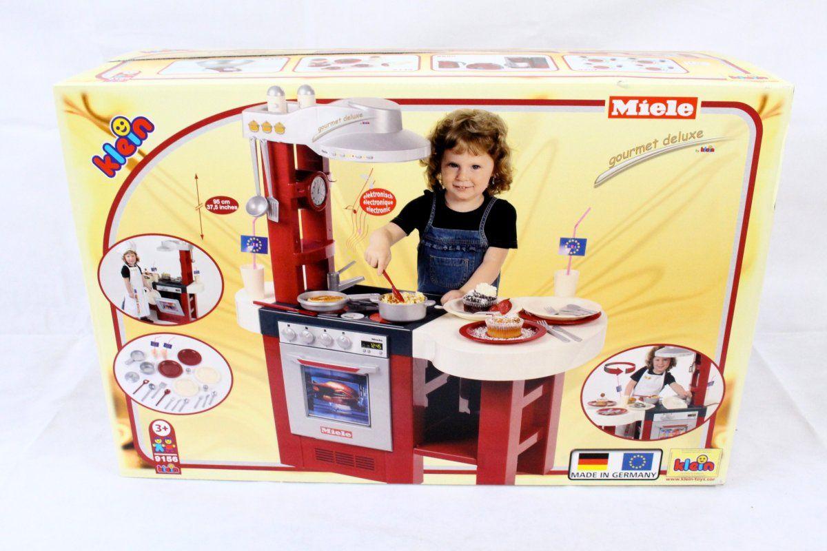Theo Klein 9156 Miele Kuche Gourmet Deluxe