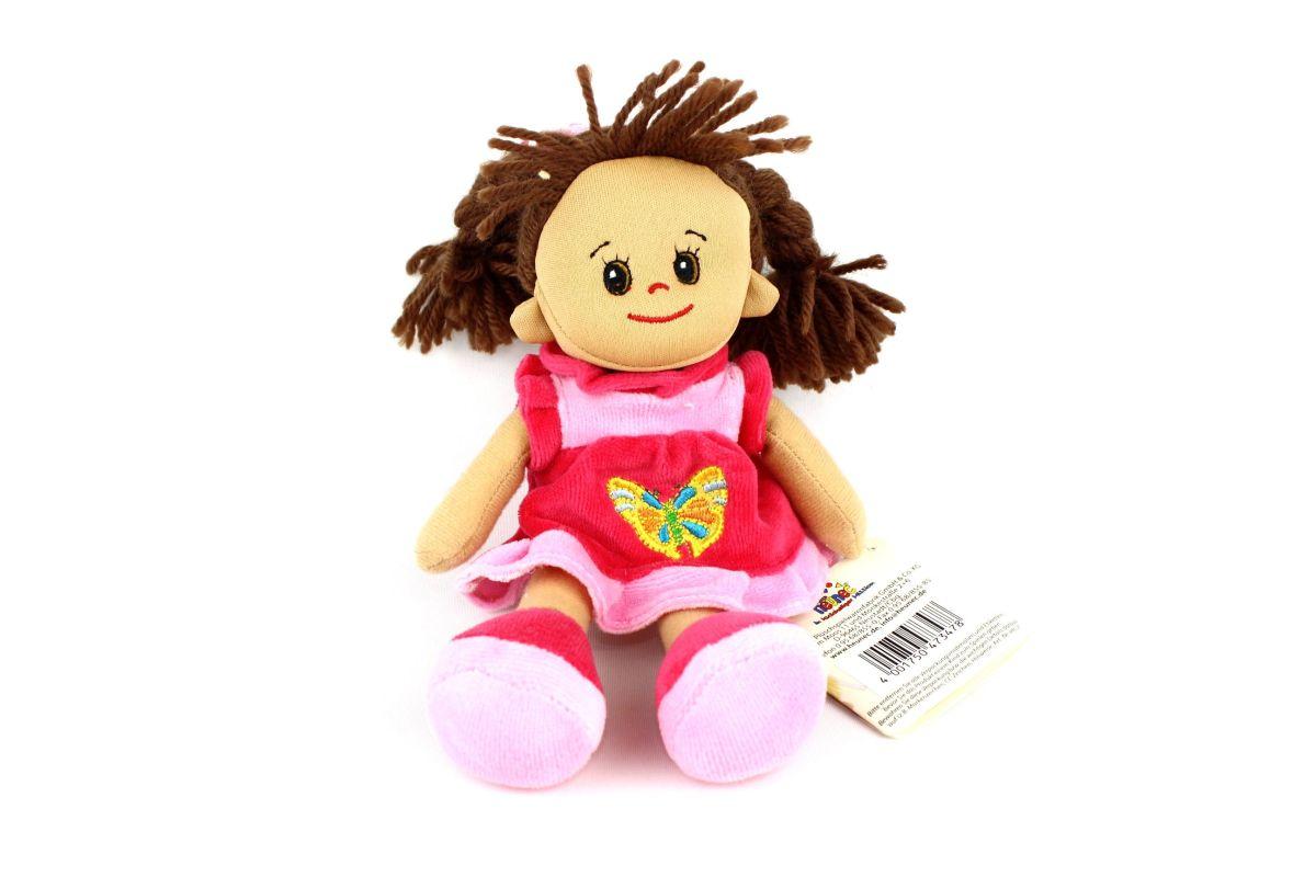 Heunec POUPETTA Lucy  mit braunem Haar Puppen & Zubehör